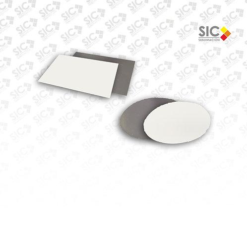 Iman ovalado - rectangular - PACK X 6