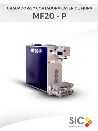 Grabadora y Cortadora láser de fibra MF20 - P