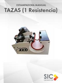 Estampadora de Tazas (Resistencia recta)