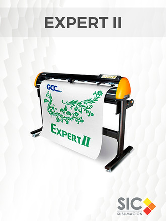 Plotter de Corte  GCC EXPERT II 24 LX 60 cm