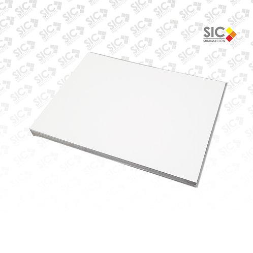 Banderin rectangular 18x13 cm - PACK X 25