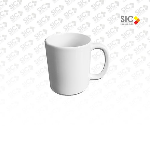 Taza de cerámica blanca IMPORTADAS