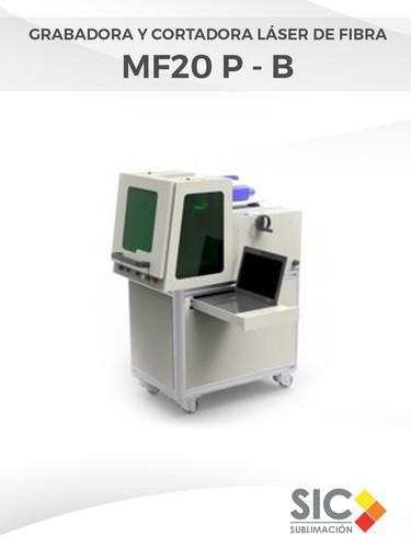 Grabadora y Cortadora láser de fibra MF20 P - B