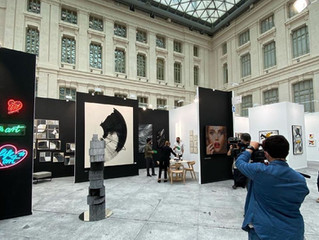 ART MADRID May 26-30 with The Art Büro Gallery