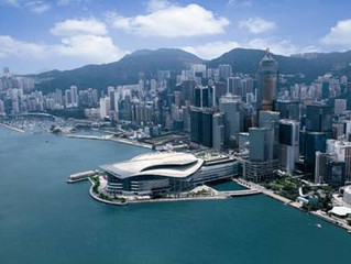 HONG KONG NEXT: NEXT WEEK!
