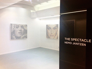 NEW YORK ART BEAT- NEMO JANTZEN THE SPECTACLE