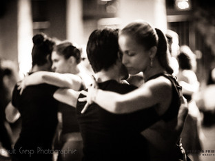 """Your best tango will happen when you connect the basic """"three"""""""
