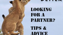 Finding a PERFECT partner #1