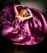 Portrait of a Dancer by Larisa Matsuk