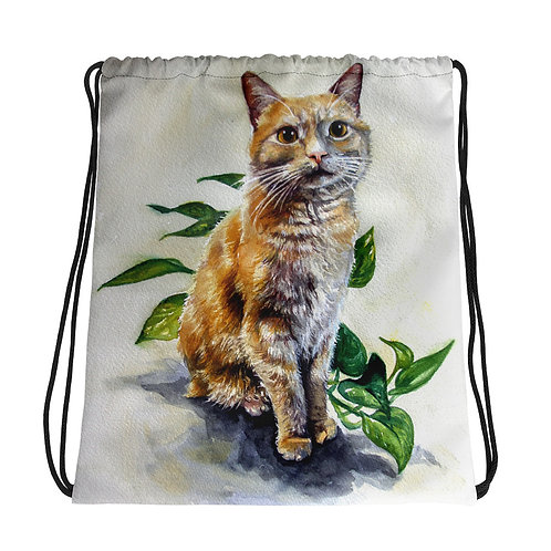 Busted: Drawstring bag