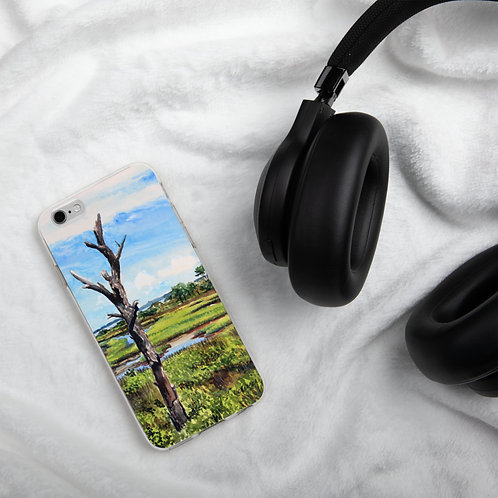Assateague Overlook: iPhone Case