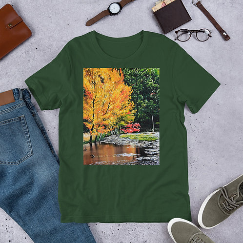 Serenity: Short-Sleeve Unisex T-Shirt