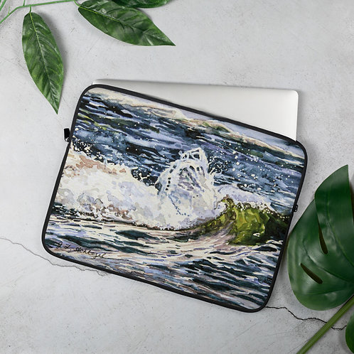 Tranquility: Laptop Sleeve