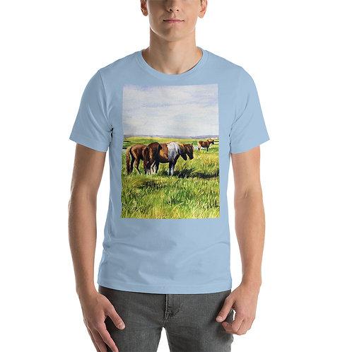 Companions: Short-Sleeve Unisex T-Shirt