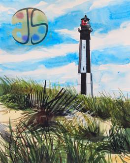 Cape Henry Lighthouse, VA
