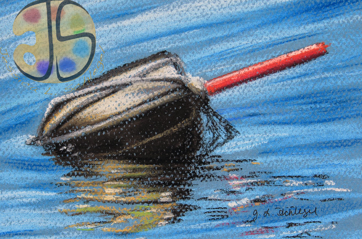 Buoy on the Water- Quick Drawing
