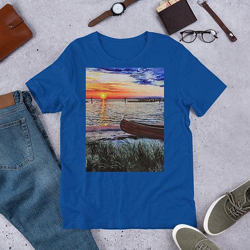 Water's Edge: Short-Sleeve Unisex T-Shirt