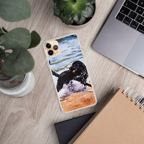Day at the Beach: iPhone Case