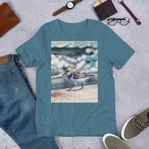 Sandpiper: Short-Sleeve Unisex T-Shirt