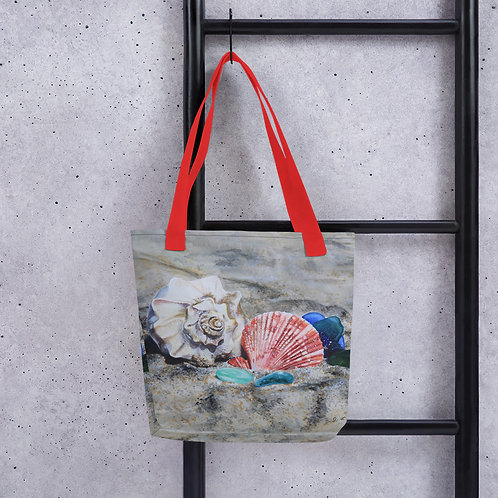Beach Finds: Tote bag