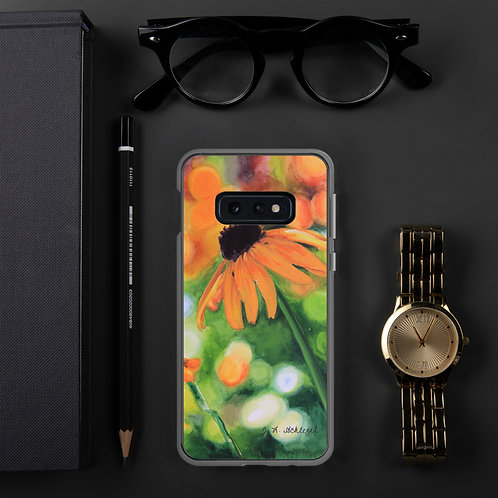 Black-Eyed Susan: Samsung Case
