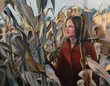 Oil Paint on Canvas, 2010