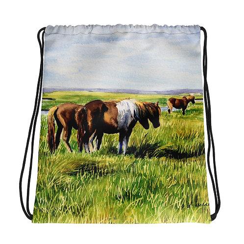 Companions: Drawstring bag