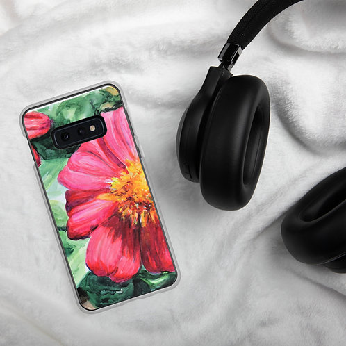 Flowers: Samsung Case