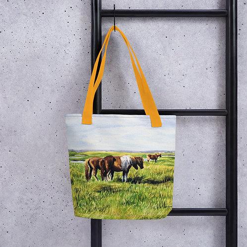 Companions: Tote bag