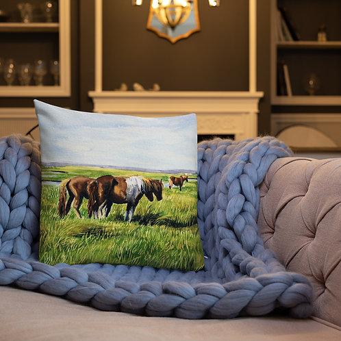Companions: Premium Pillow