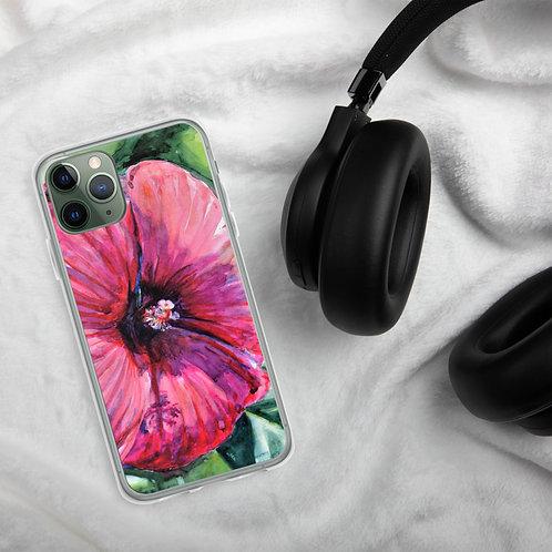 Hibiscus: iPhone Case