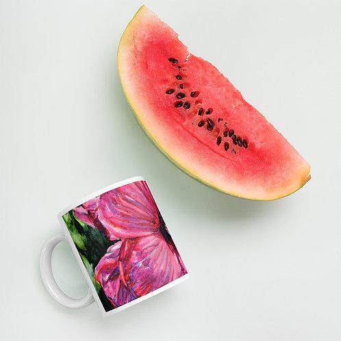 Hibiscus: Mug