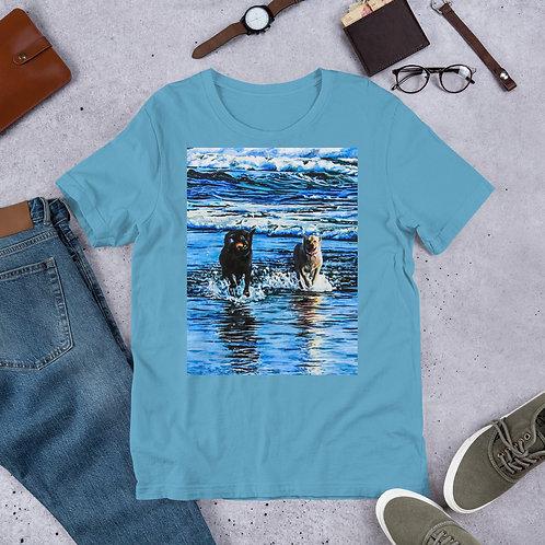 Bliss: Short-Sleeve Unisex T-Shirt