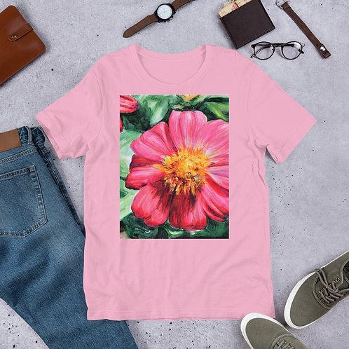 Flowers: Short-Sleeve Unisex T-Shirt