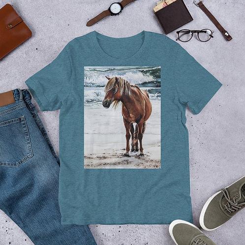 Carefree: Short-Sleeve Unisex T-Shirt