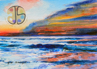 Sunrise at Virginia Beach