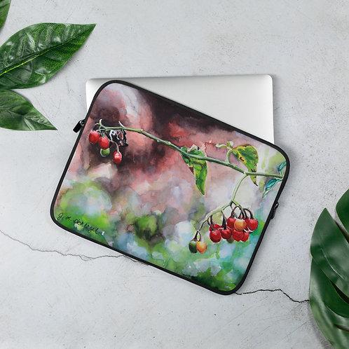 Berries: Laptop Sleeve