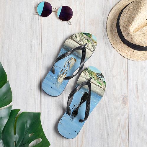 Footprints: Flip-Flops