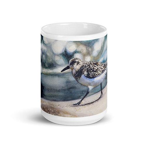 Sandpiper: Mug