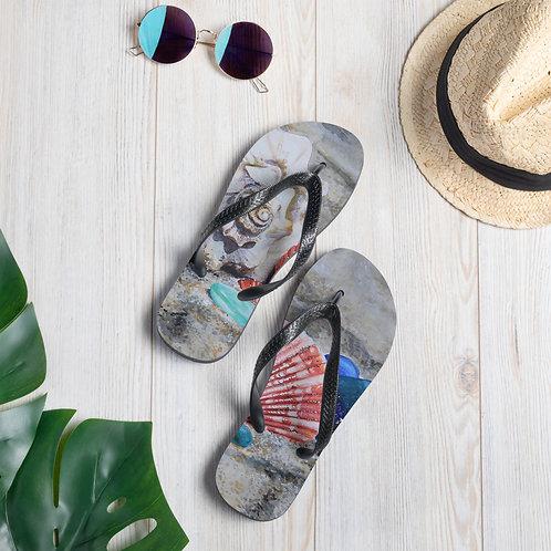 Beach Finds: Flip-Flops
