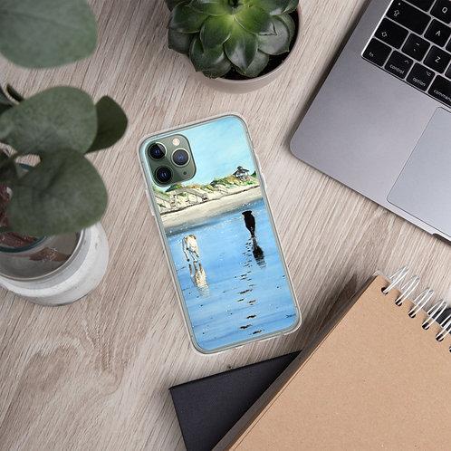 Footprints: iPhone Case