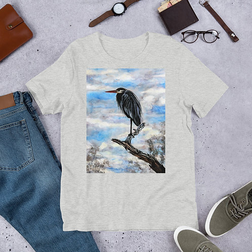 Taking in the View: Short-Sleeve Unisex T-Shirt
