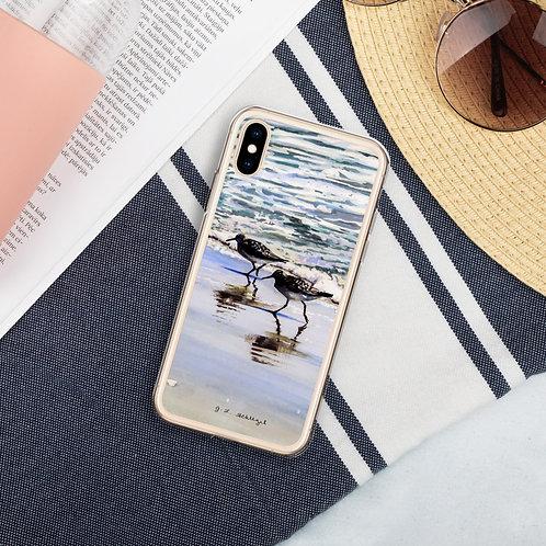 Follow the Leader: Liquid Glitter Phone Case