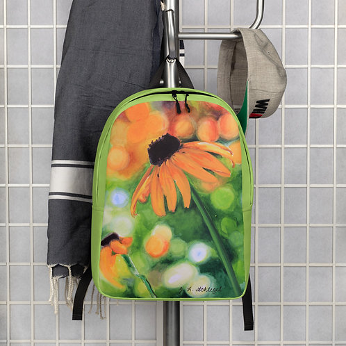 Black-Eyed Susan: Minimalist Backpack