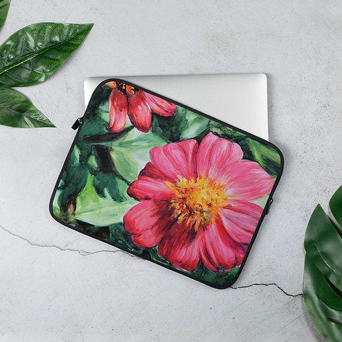Flowers: Laptop Sleeve