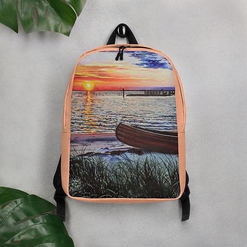 Water's Edge:  Minimalist Backpack
