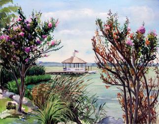 Plein AIr- Fager's Island