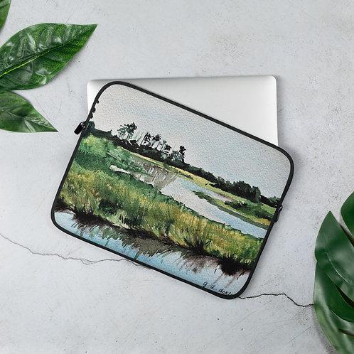 Assateague Island: Laptop Sleeve