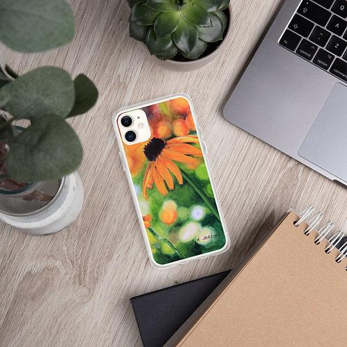 Black-Eyed Susan: iPhone Case