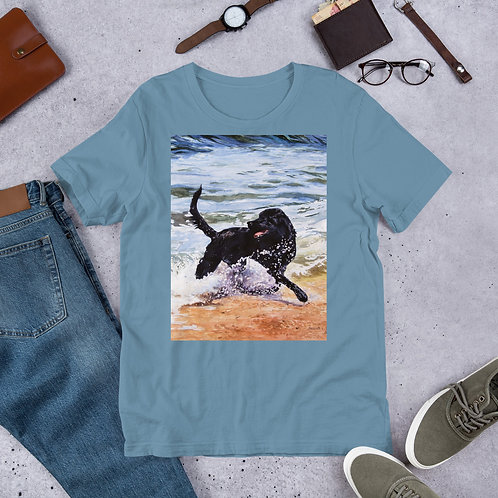 Day at the Beach: Short-Sleeve Unisex T-Shirt